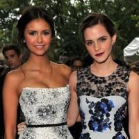 Emma Watson e Nina Dobrev